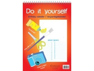 Do it Yourself Calendar