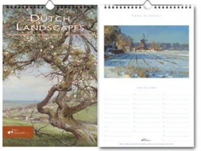 Dutch Landscapes Calendar