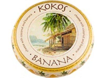 Coconut Banana Gouda Cheese