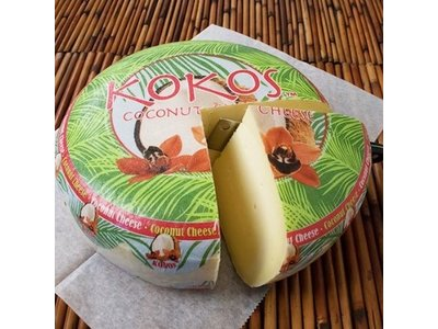 Coconut Gouda Cheese