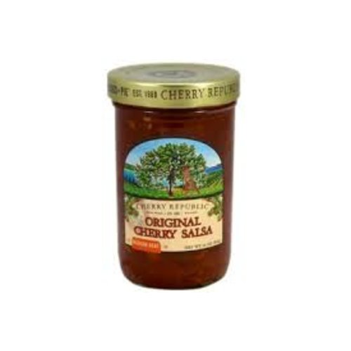 Cherry Republic Cherry Republic Original Medium Cherry Salsa 16 oz