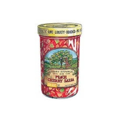 Cherry Republic Cherry Republic Peach Cherry Salsa 16 oz