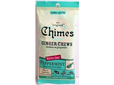 Chimes Chimes Peppermint Ginger Chews