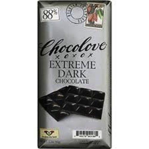Chocolove Chocolove 88% Extreme Dark Bar