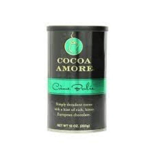 Cocoa Amore Cocoa Amore Creme Brulee cocoa mix 10 oz can