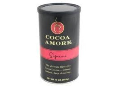 Cocoa Amore Cocoa Amore Supreme cocoa mix 10 oz can