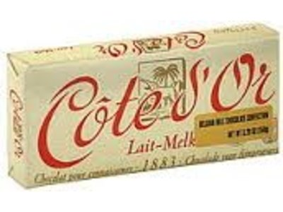 Cote D Or Cote D Or Milk Chocolate 1883 Connoisseur Bar 5.29 ozDated