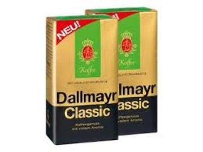 Dallmayr Dallmayr Classic Ground Coffee