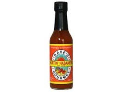 Daves Gourmet Dave'S Hurtin Habanero Sauce