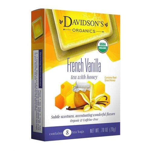 Davidsons Davidsons French Vanilla Tea with Honey