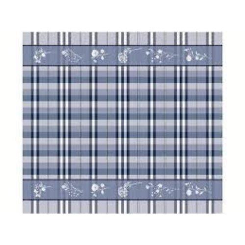 DDDDD DDDDD Flora Blue 24x25 inch Towel