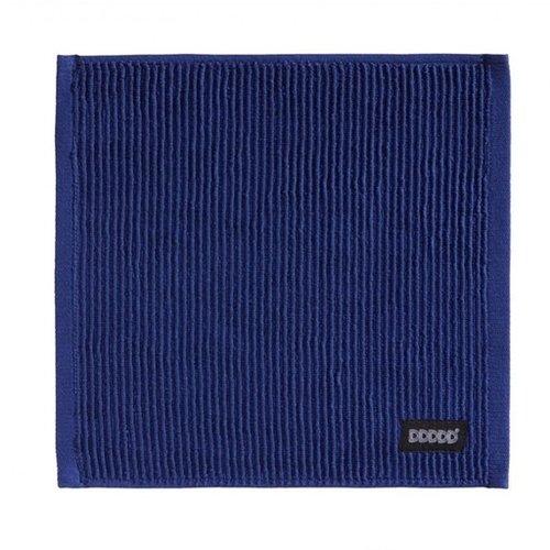 DDDDD DDDDD Dish Cloth Classic Blue