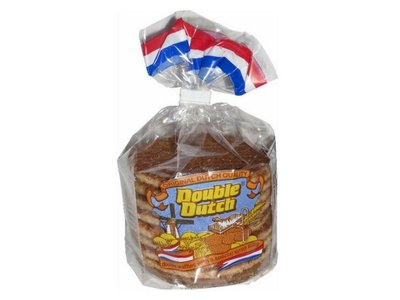 Double Dutch Double Dutch Stroopwafels 8 ct
