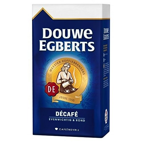 Douwe Egberts Douwe Egberts Decaf Coffee Ground 17.6 Oz