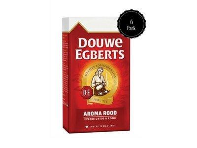 Douwe Egberts Douwe Egberts Aroma-Rood Coffee 8.8 oz 6 Pack