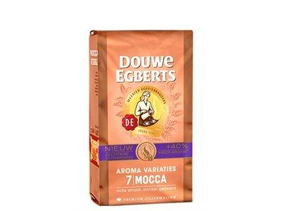 Douwe Egberts Douwe Egberts Mocca 7 Aroma Coffee Ground 8.8 oz (rose gold)