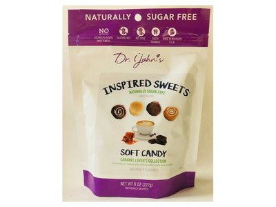 Dr Johns Dr Johns Inspired Sweets Caramel Lovers Collection 8 oz bag