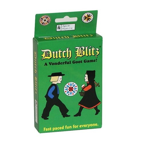 Dutch Blitz Dutch Blitz Card Game