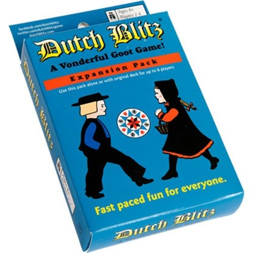 Dutch Blitz Dutch Blitz card game - add on Deck