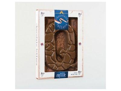 Dutch Letters DL Q Milk Chocolate Letter 4.7oz