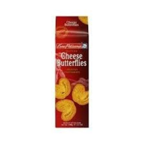 Euro Patisserie Euro Patisserie Cheese Snacks - Butterfly 3.5 oz Box