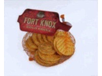 Fort Knox Gold Coins 2 Oz Mesh Bag