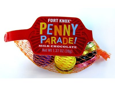 Fort Knox Penny Parade Bags