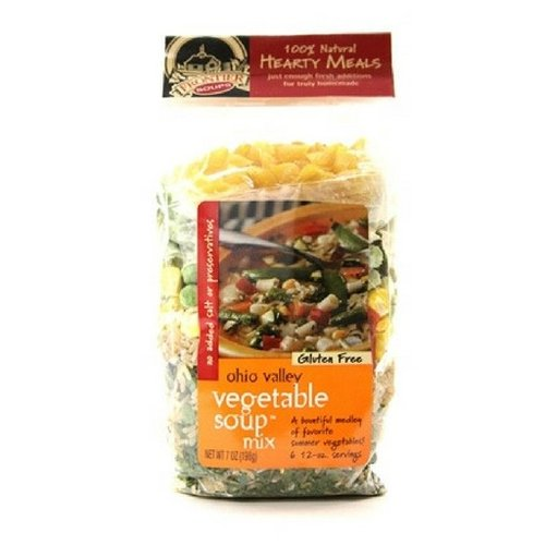 Frontier Soups Frontier Ohio Valley Vegetable Soup Mix