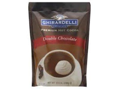 Ghirardelli Ghirardelli Double Chocolate Cocoa Pouch