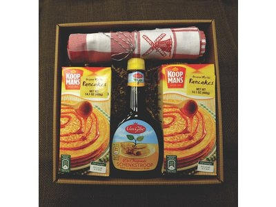 Gift Basket Dutch Pancake Gift Box