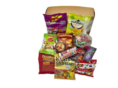 Gift Basket Sweets & Treats Candy Gift Box