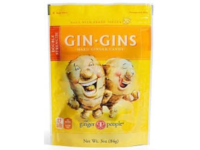 Ginger People Ginger People Double Strength Hard Candy Bag