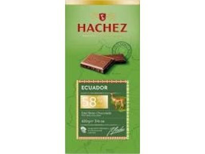 Hachez Hachez Ecaudor 58% Cocoa Bar