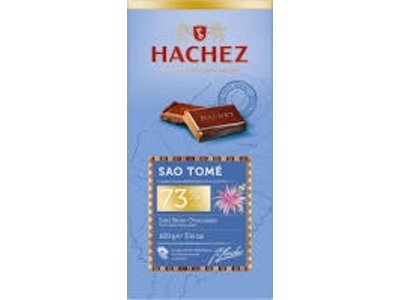 Hachez Hachez Sao Tome 73% Cocoa Bar