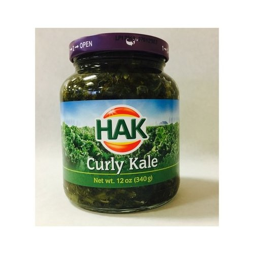 Hak Hak Green Kale Boerenkool 11.9 Oz