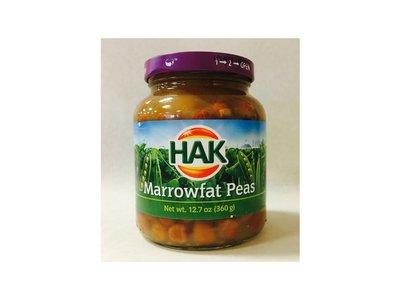 Hak Hak Marrowfat Peas Capucijners 12.6 Oz