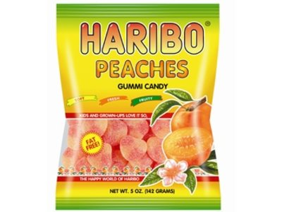 Haribo Haribo Peaches 5 Oz Bag