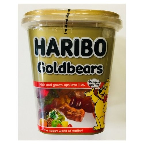 Haribo Haribo Gold Bears 6.1 Oz Tub