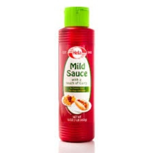 Hela Hela Mild Curry Sauce