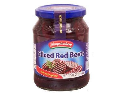 Hengstenberg Hengstenberg Sliced Red Beets
