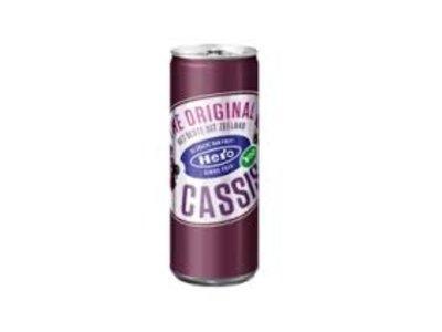 Hero Hero Black Currant Juice Can 250 ML