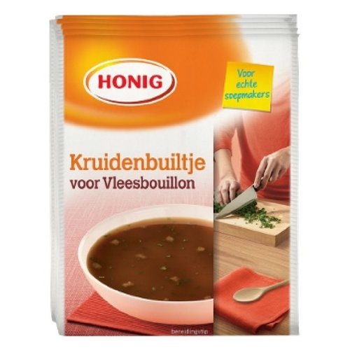Honig Honig Beef Soupspices-Bags 5 pack