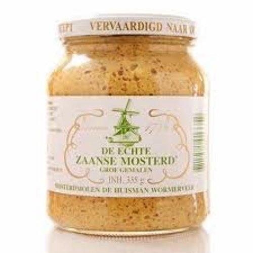 Huisman Huisman Zaanse grained Mustard 11.8 Oz