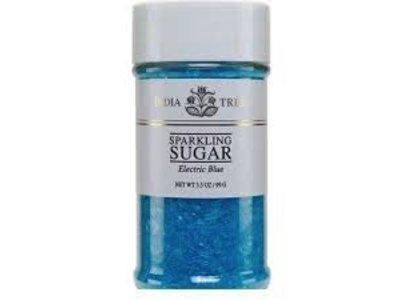 India Tree India Tree Electric Blue Sparkling Sugar