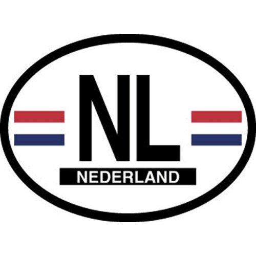NL Car Sticker