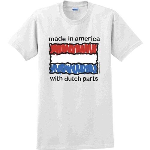 Dutch Parts T-Shirt Large