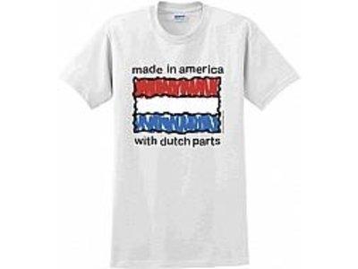 Dutch Parts T-Shirt 2T