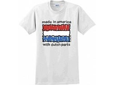 Dutch Parts T-Shirt 4T