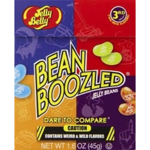 Jelly Belly Jelly Belly Bean Boozled Filp Top Box