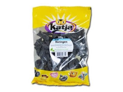 Katja Katja Licorice Herring 17.6 oz bag